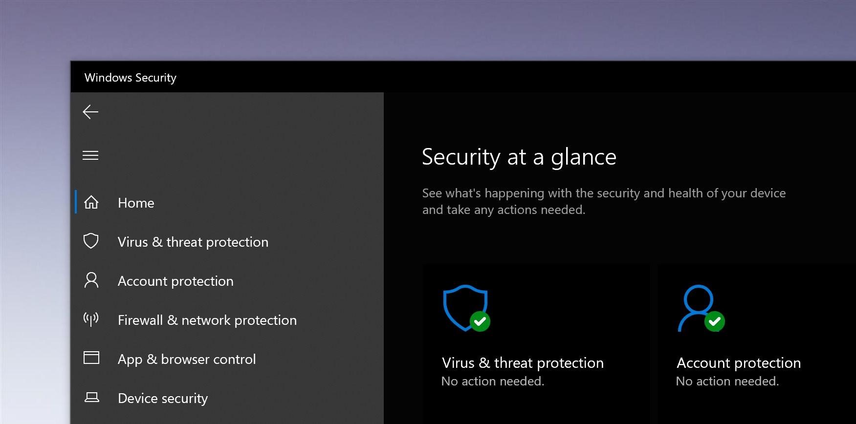 微软发布Windows 10安装映像的防病毒更新