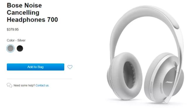 苹果悄悄停止销售Bose和Logitech设备