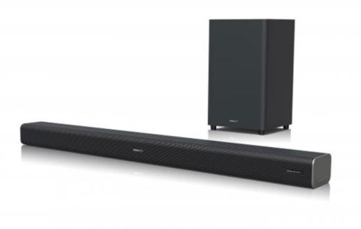 夏普实惠的HT-SBW460杜比全景声(Dolby Atmos)条形音箱现已上市