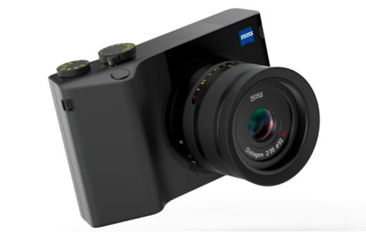 蔡司首款全画幅相机现已预订,价格为6,000美元