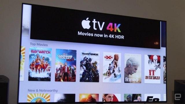 苹果电影商店现在有4K迪士尼电影