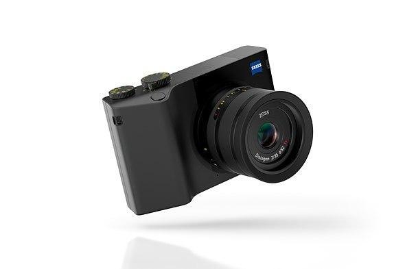 蔡司的Android相机ZX1将以6000美元的价格上市
