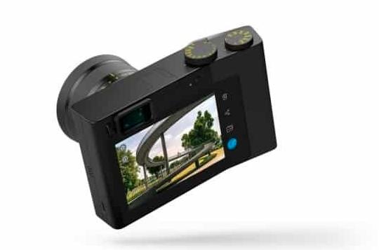 蔡司全画幅紧凑型相机Zeiss ZX1可以预定了