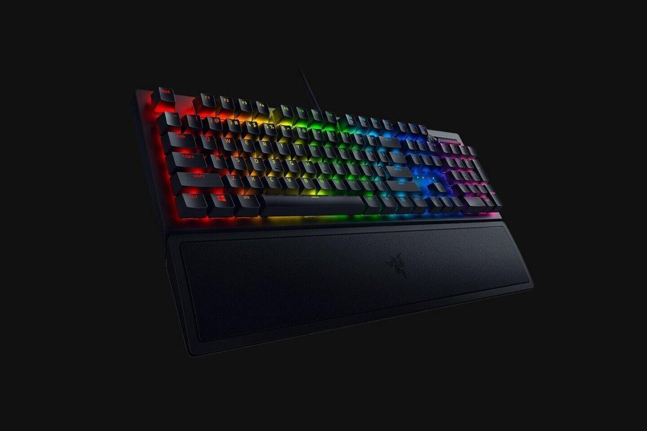 雷蛇Razer推出BlackWidow V3机械游戏键盘