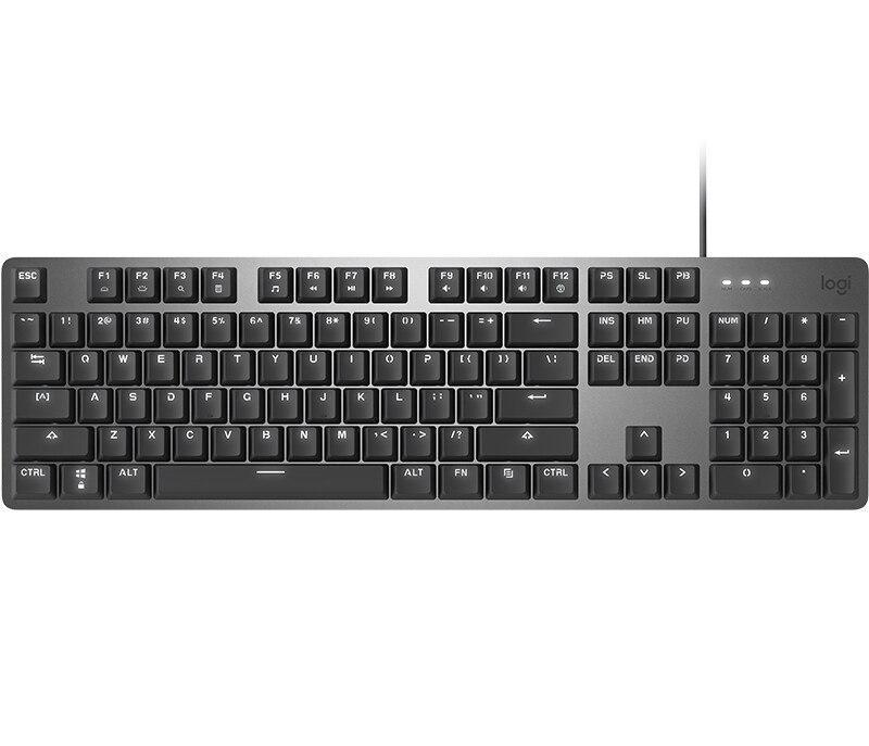罗技推出K845机械照明键盘
