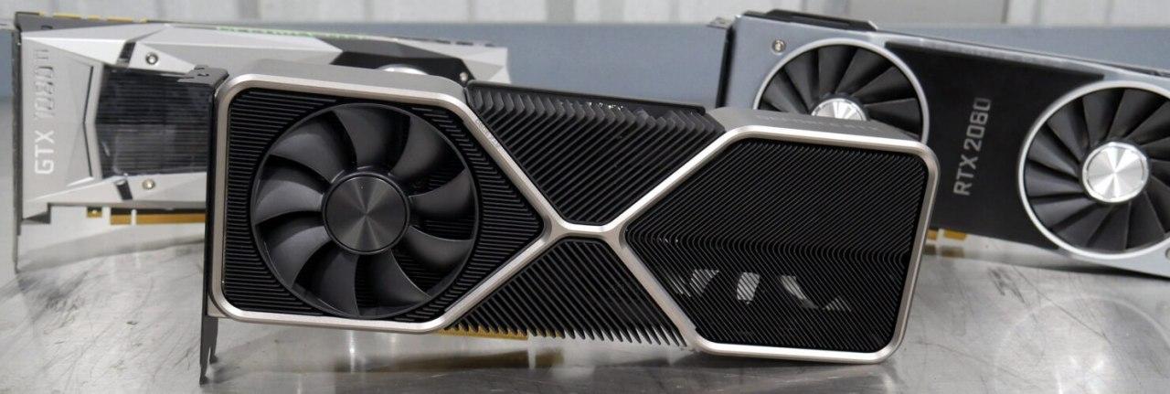 NVIDIA GeForce RTX 3080 20 GB当前计划在12月发布