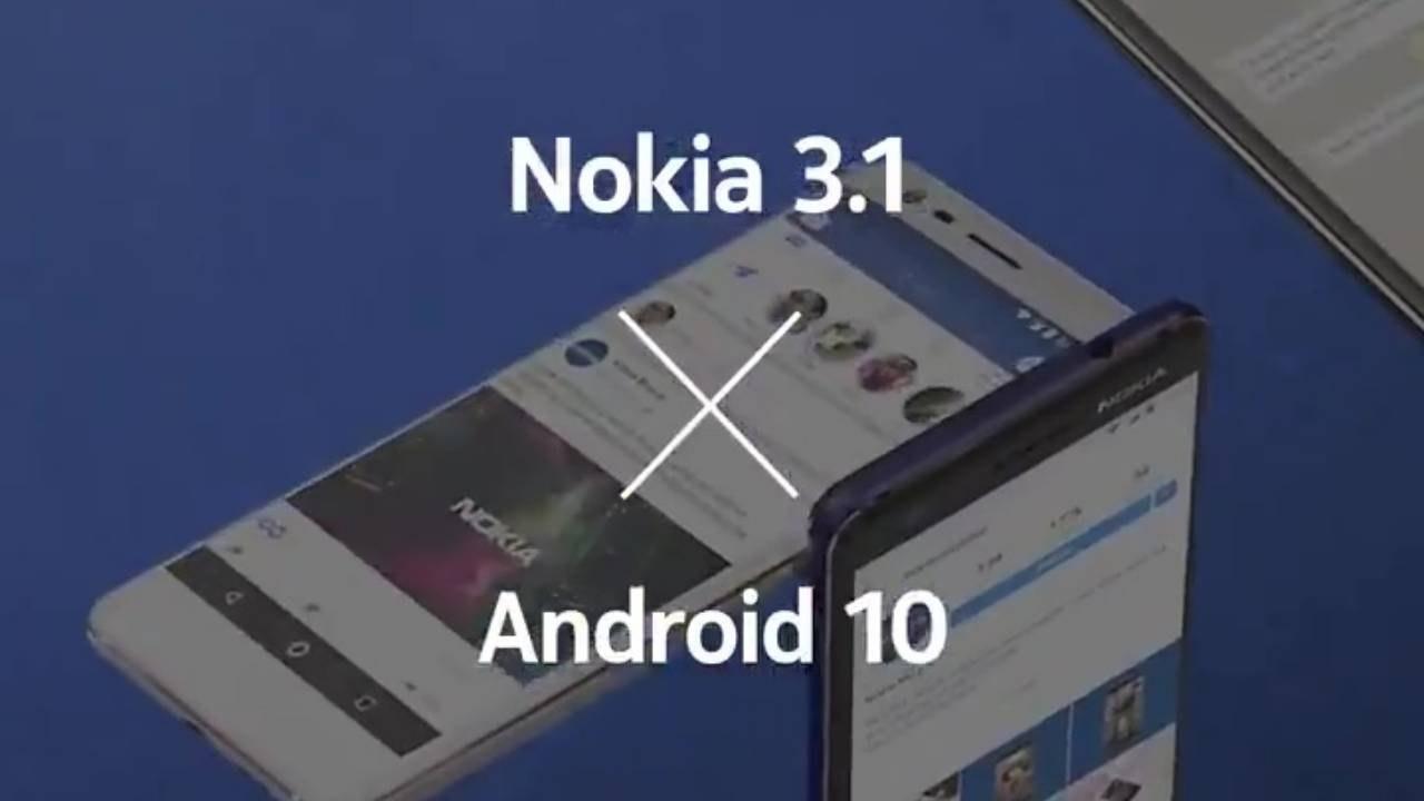 诺基亚3.1、5.1 Android 10更新为Android 11周期开启