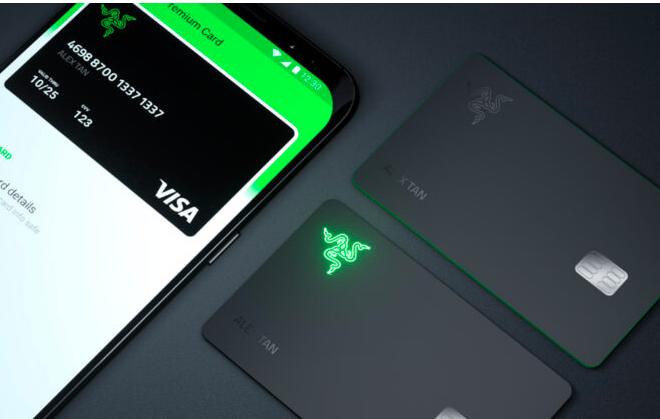 雷蛇宣布为游戏玩家提供联名信用卡