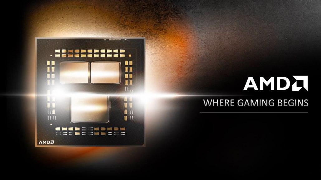 AMD锐龙5000 Zen 3处理器IPC提升19%,16核最高4.9 GHz可实现游戏