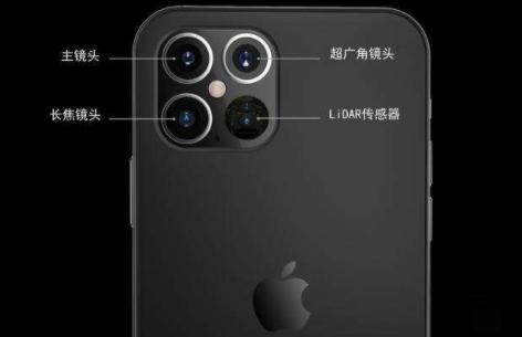 iPhone 12的颜色和功能