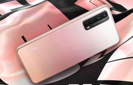 华为P Smart 2021开始网上预售