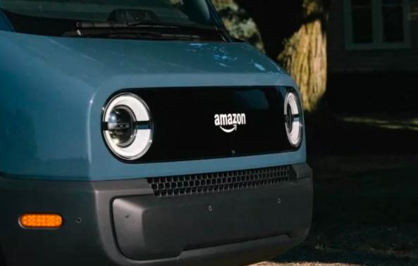 亚马逊将与Rivian推出电动配送车
