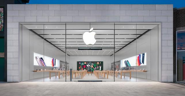Apple通过店内送货加快送货过程