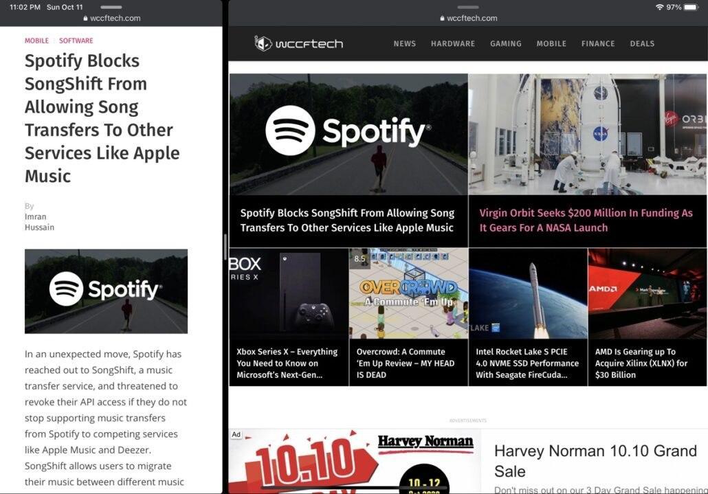 Chrome即将在iPad上获得多个窗口支持