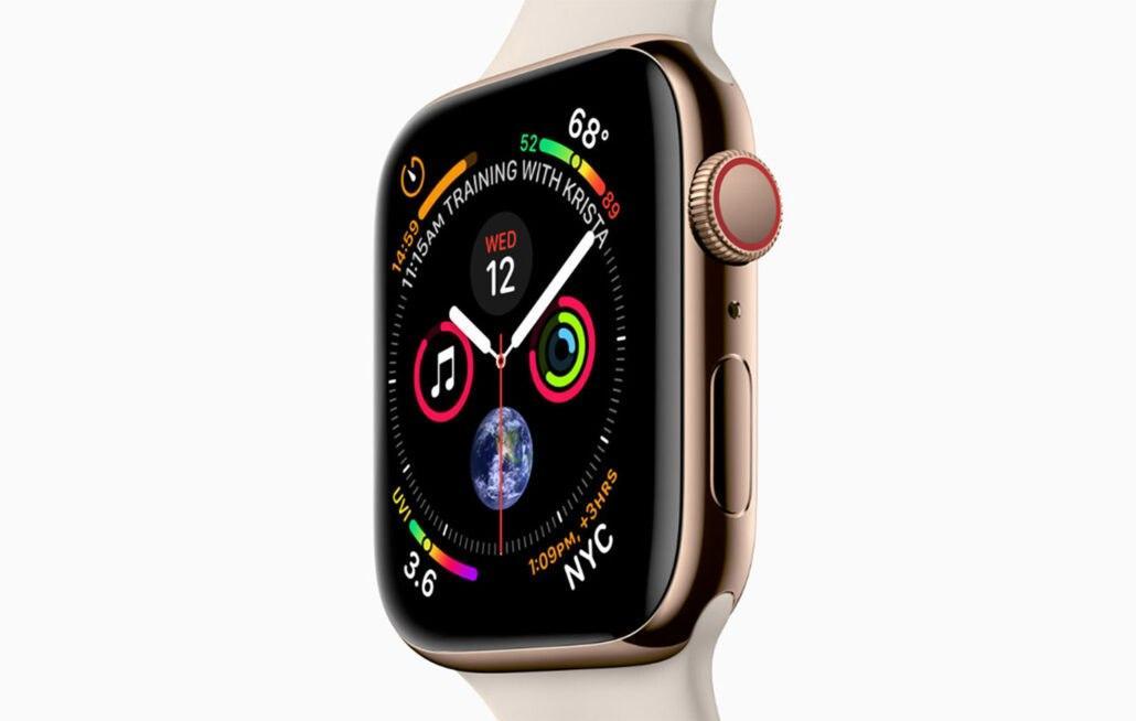 Apple Watch在最新概念图展示了iOS应用程序和小部件