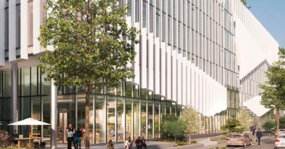 URW以6.2亿欧元(FR)出售巴黎办公楼