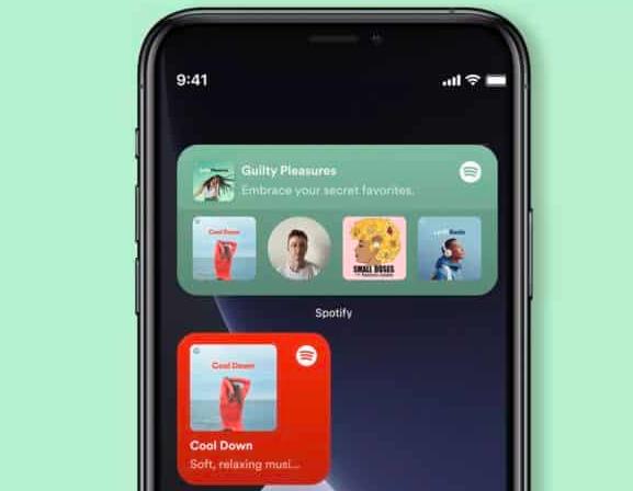 适用于Spotify的iOS 14工具集已经发布