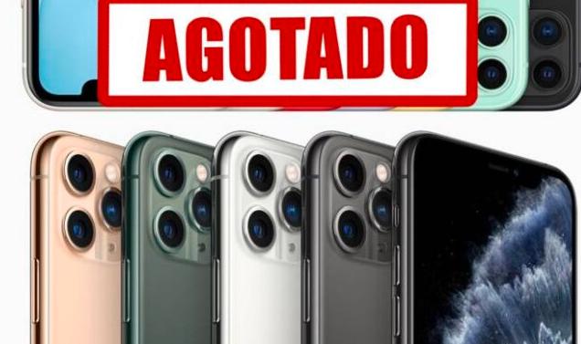 苹果不再出售iPhone 11 Pro和iPhone 11 Pro Max