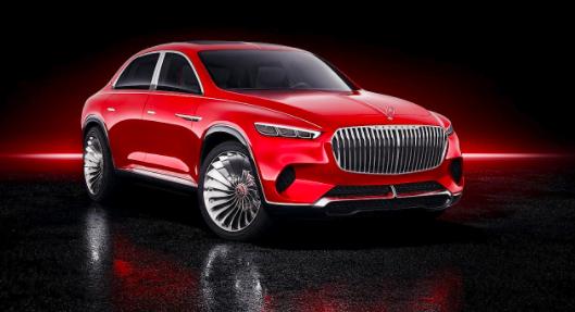 据报道,梅赛德斯-迈巴赫运动型豪华轿车投入生产