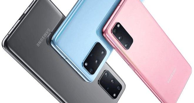 2020年上半年报告:三星在西欧5G智能手机出货量中占88%