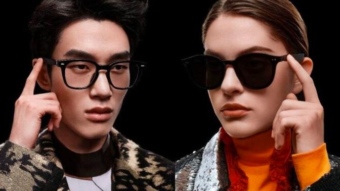 智能眼镜华为Eyewear II的设计比上一代产品更为先进
