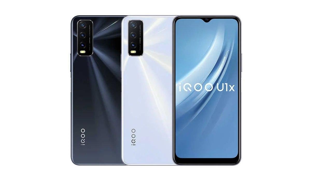 iQOO U1x渲染图,规格在零售商处列出
