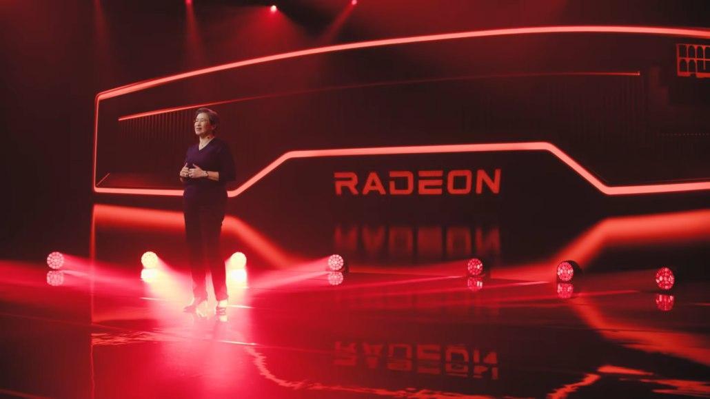 "AMD Radeon RX 6000系列"" Big Navi""  GPU速度高达2.4和2.2 GHz"