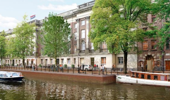 瑰丽酒店将于2023年在阿姆斯特丹开设新酒店