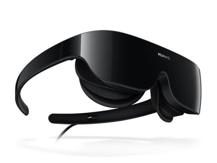 华为发布配备360度操纵杆的VR Glass 6DOF游戏套装