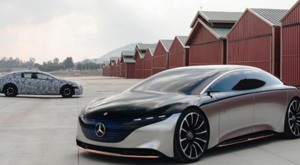 梅赛德斯将使用EQS率先进入美国的EV市场