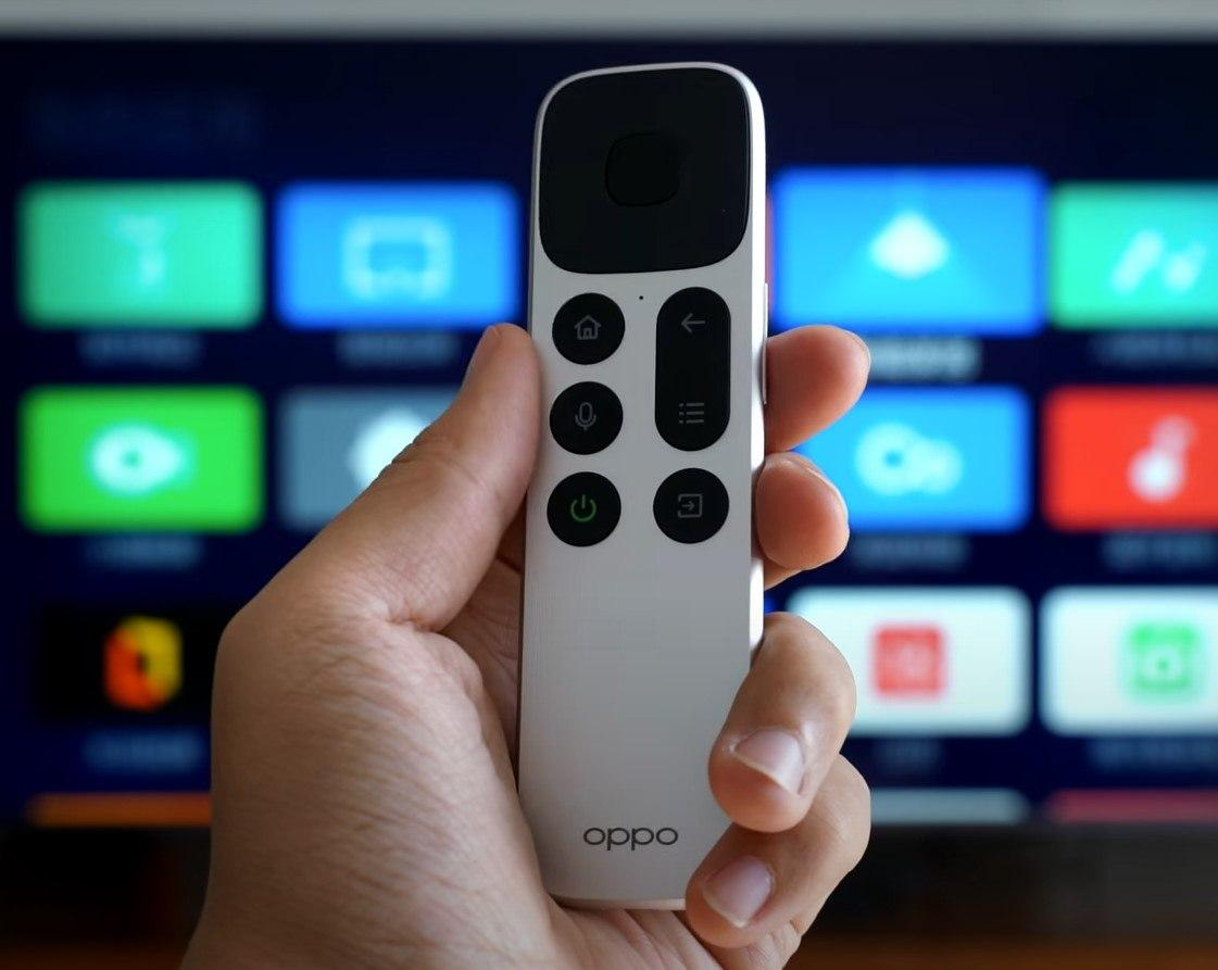 OPPO的新电视配备了与OnePlus TV Q系列相同的遥控器