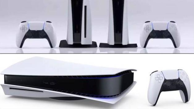索尼PS5设计用于水平和垂直通风冷却散热
