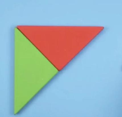 怎么用七巧板拼正方形,七巧板拼法解析