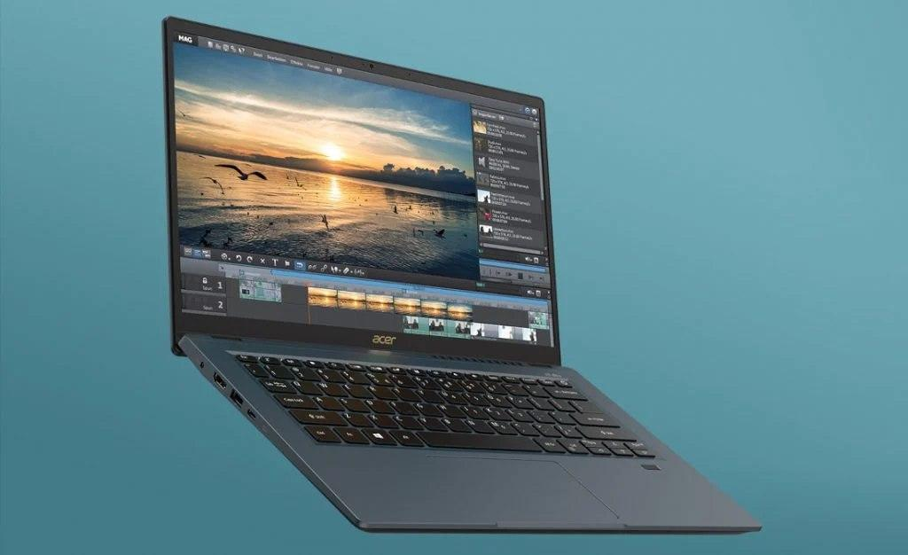 宏碁推出搭载第11代Intel Core处理器全新Swift,和Spin系列笔记本电脑