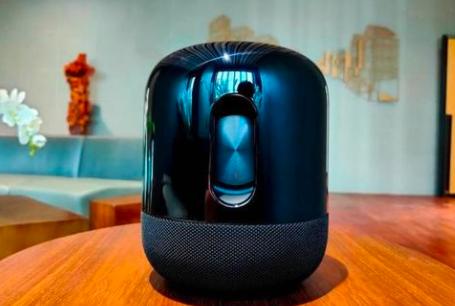 华为宣布与Devialet共同开发的新型无线扬声器