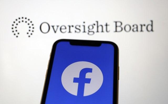 Facebook用户现在可以直接向监督委员会提出上诉