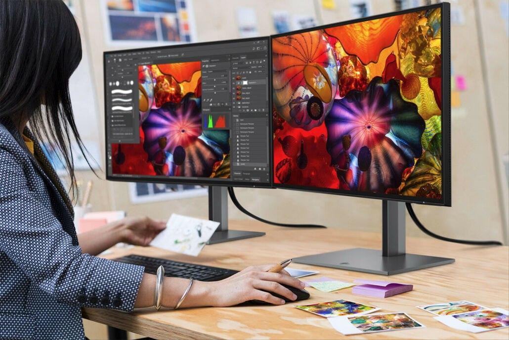 惠普在Adobe MAX上展示了创新技术,新的显示器和ZCentral