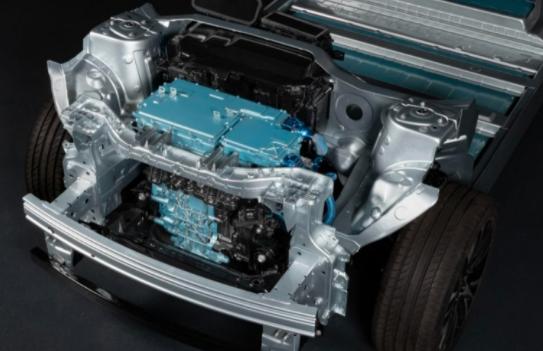 雷诺展示了新型CMF-EV平台及其潜力