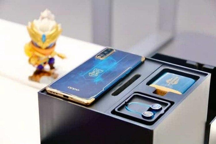 OPPO Find X2英雄联盟特别版在中国正式发布