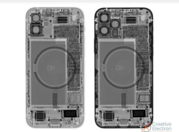 iFixit拆解了苹果iPhone 12和iPhone 12 Pro