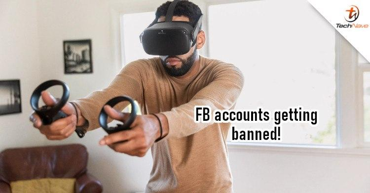 Facebook帐户被禁止在多个Oculus耳机中使用