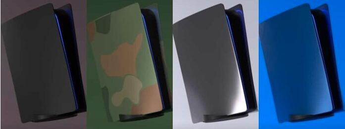 索尼开始在其官方网站上预购PS5自定义前面板
