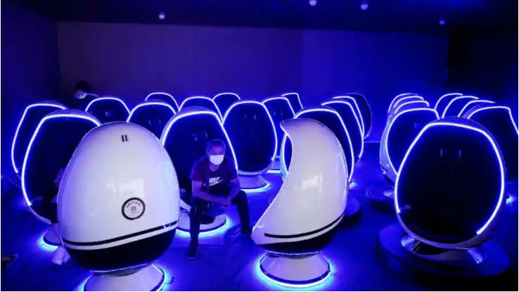 三星和斯坦福大学的研究人员为高质量VR开发了10,000PPI显示器