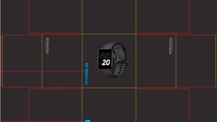小米Mi Watch Lite功能和设计泄露