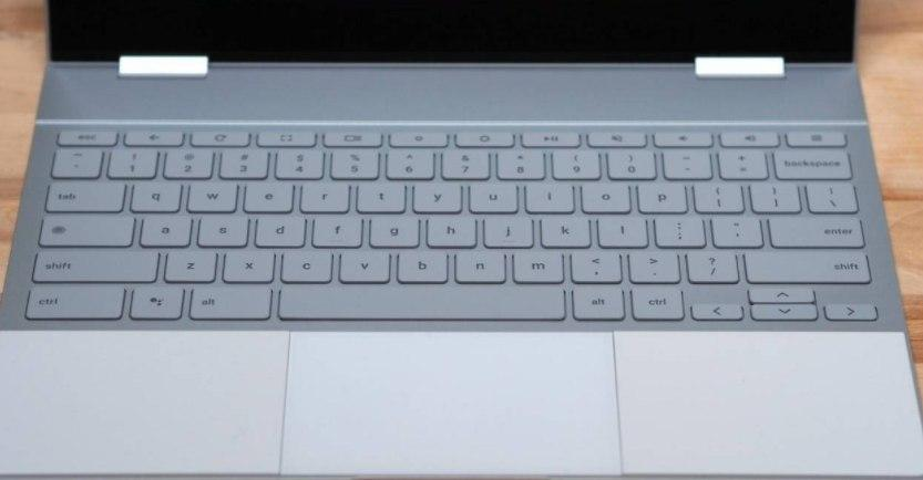 Chromebook的全部按钮变成了Caps Lock键