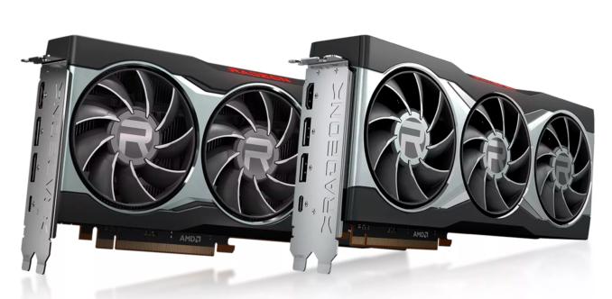 AMD今天发布了三款新的镭龙RX 6000系列显卡