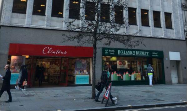 洛斯伯里以1270万欧元出售两处伦敦零售物业