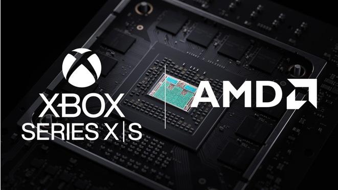 微软在Xbox系列X和S的支持RDNA 2体系结构