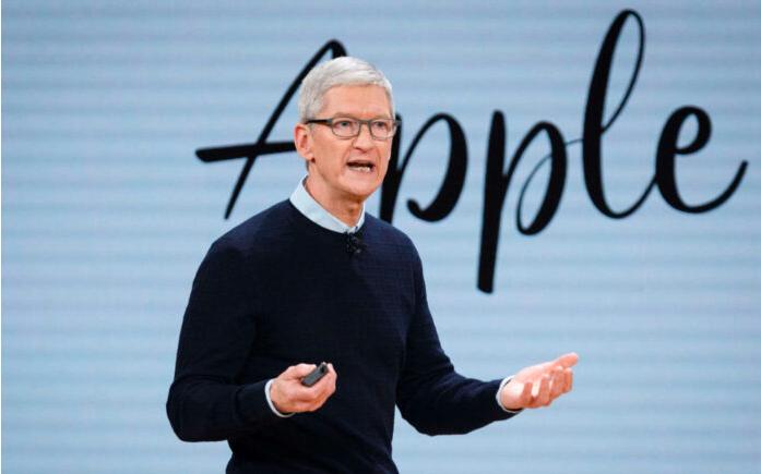 苹果CEO蒂姆·库克(Tim Cook):我们将发布令人兴奋的新产品