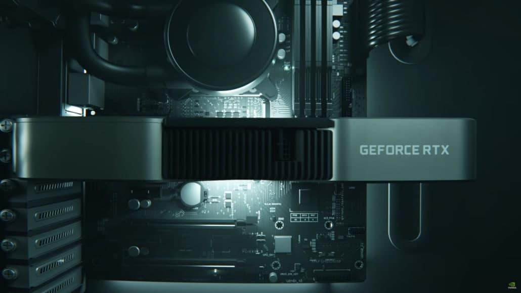 英伟达NVIDIA GeForce RTX 3060 Ti将于11月17日发布